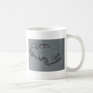 FJ Holden Basic White Mug