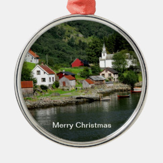 Fjord Christmas Ornament
