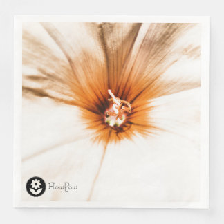 FʟᴏᴡPᴏᴡ | Bindweed ~ Amber Disposable Serviette