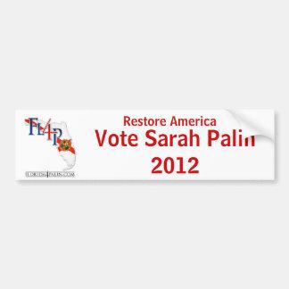 FL4P Restore America Bumper Sticker