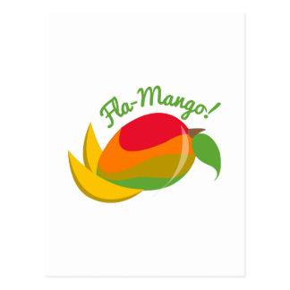 Fla-Mango Postcard
