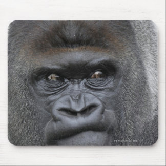 Flachland Gorilla Mouse Mat