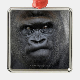 Flachlandgorilla, Gorilla Christmas Ornament