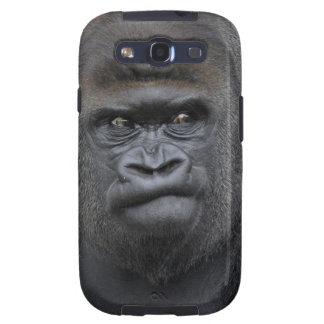 Flachlandgorilla, Gorilla gorilla, Samsung Galaxy S3 Case