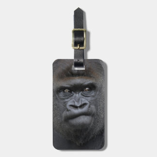 Flachlandgorilla, Gorilla Luggage Tag