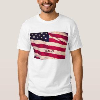 FLAG 9-11-01 SHIRTS
