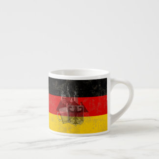 Flag and Symbols of Germany ID152 Espresso Cup