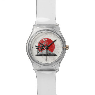Flag and Symbols of Japan ID153 Watch