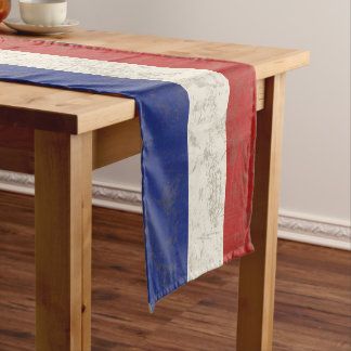 Flag and Symbols of the Netherlands ID151 Short Table Runner