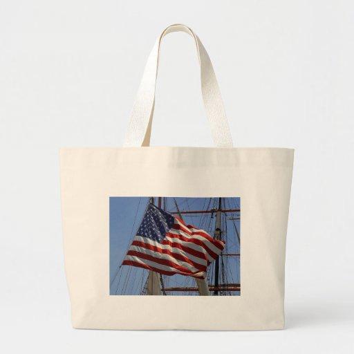 FLAG CANVAS BAGS