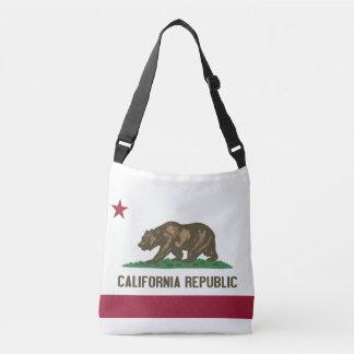 Flag Bag, California Crossbody Bag