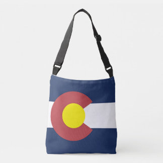 Flag Bag, Colorado Crossbody Bag