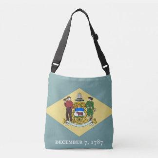 Flag Bag, Delaware Crossbody Bag