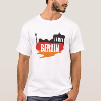 Flag Berlin T-Shirt