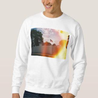 flag film sweatshirt