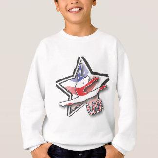 Flag Gymnast Sweatshirt