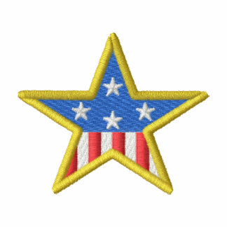 Flag In Star