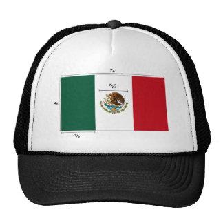 Flag Iraq Trucker Hat