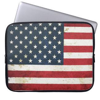 Flag Laptop Sleeves