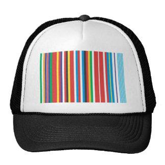 Flag Multi color Hat