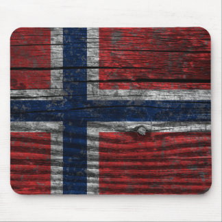 Flag - Norway Mouse Mat