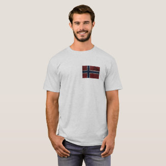 Flag - Norway T-Shirt