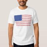 FLAG-O-SLEDS-Sno-Crosseps Shirts