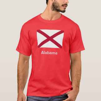 Flag of Alabama T-Shirt