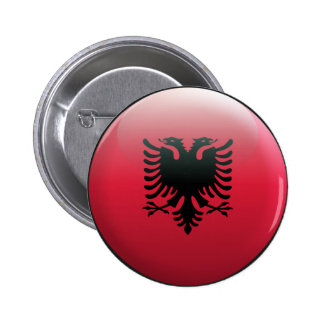 Flag of Albania Pins