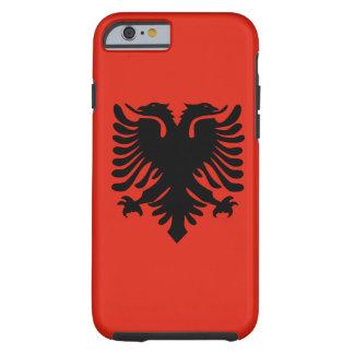 Flag of Albania Tough iPhone 6 Case