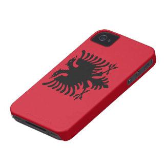 Flag of Albania Case-Mate ID™ iPhone 4/4S Case