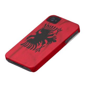 Flag of Albania iPhone 4/4S Case