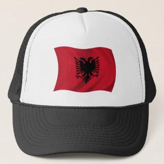 Flag of Albania Trucker Hat