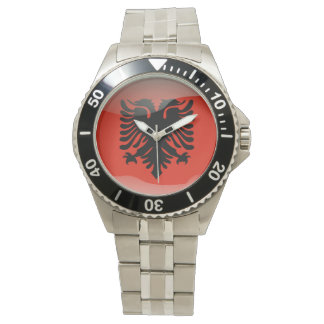Flag of Albania Watch