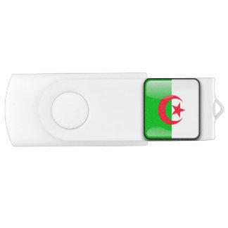 Flag of Algeria USB Flash Drive