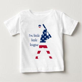 Flag of America Baseball American Baby T-Shirt