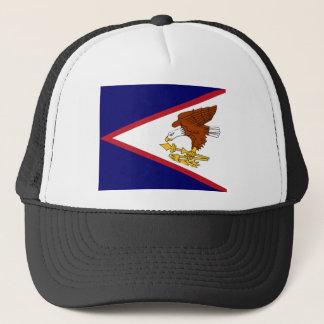 Flag of American Samoa Trucker Hat