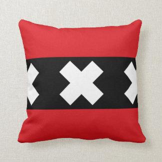 Flag of Amsterdam Cushion