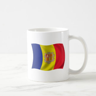 Flag of Andorra Coffee Mug