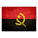 Flag of Angola Cards