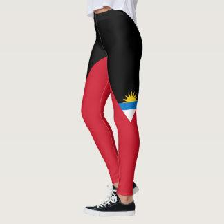 Flag of Antigua and Barbuda Leggings