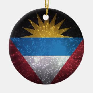 Flag of Antigua and Barbuda Ornaments