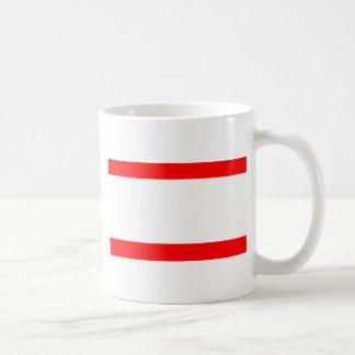 Flag of Antwerp Coffee Mug