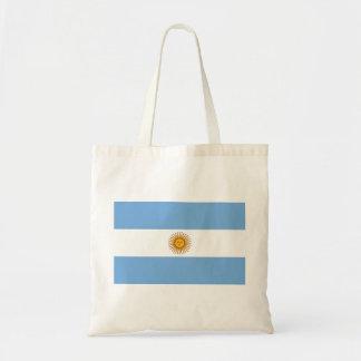 Flag of Argentina - Bandera de Argentina Tote Bag