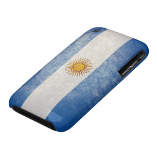 Flag of Argentina iPhone 3 Cases