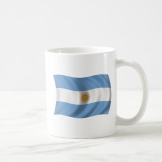 Flag of Argentina Coffee Mug