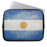 Flag of Argentina Computer Sleeve