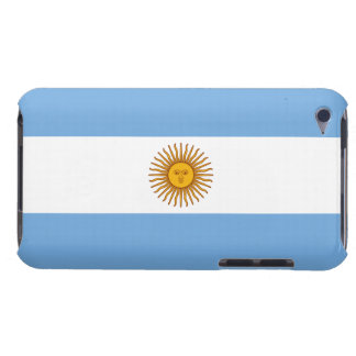 Flag of Argentina iPod Case Barely There iPod Case