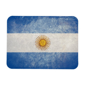Flag of Argentina Flexible Magnets
