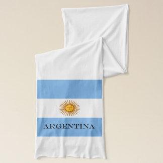 Flag of Argentina Scarf